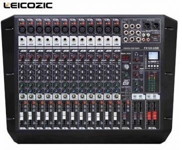 Leicozic Audio Mixer FX122-USB  под наем