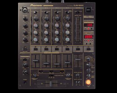 Pioneer Djm-600-Под наем